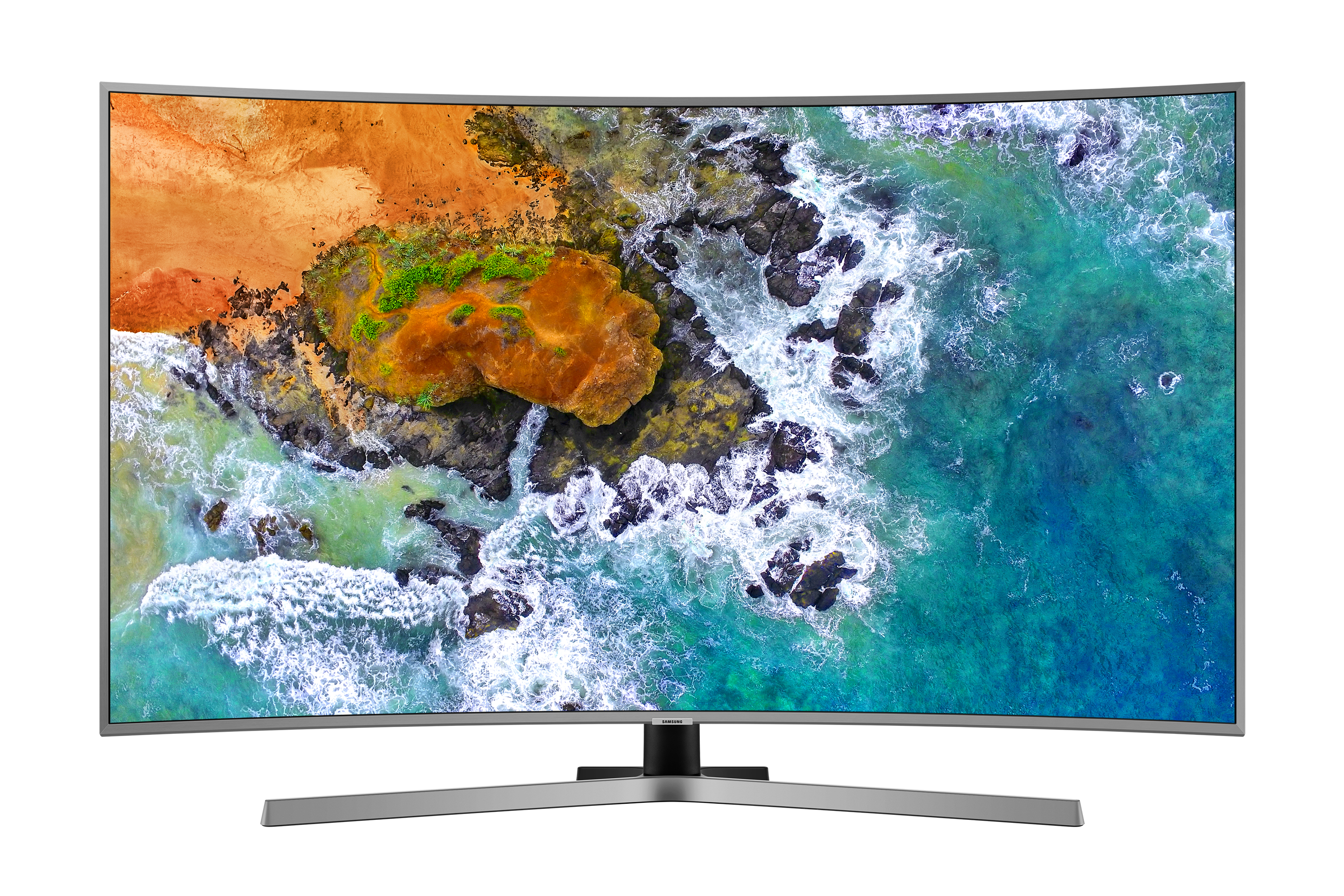 "49"" UHD 4K Curved Smart TV NU7672 Series 7"