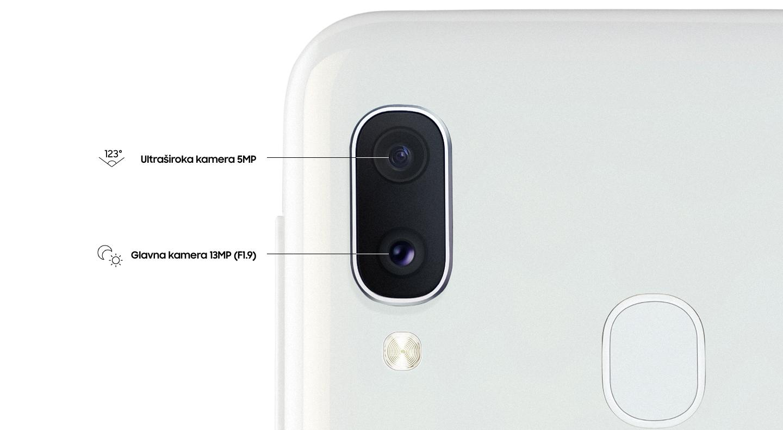 Dvostruka kamera za mnogo više sadržaja