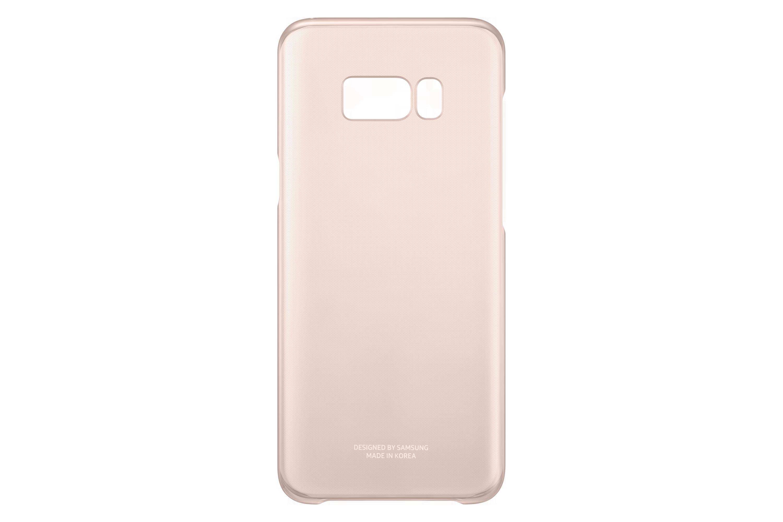 Чехол Clear Cover Galaxy S8+