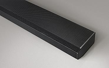Close-up view of Q70T Soundba