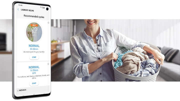 AI-Powered laundry