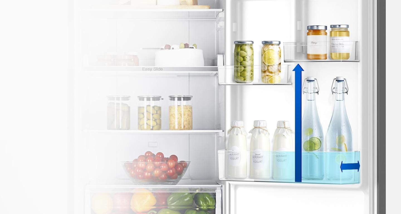 Можно хранить продукты в больших упаковках