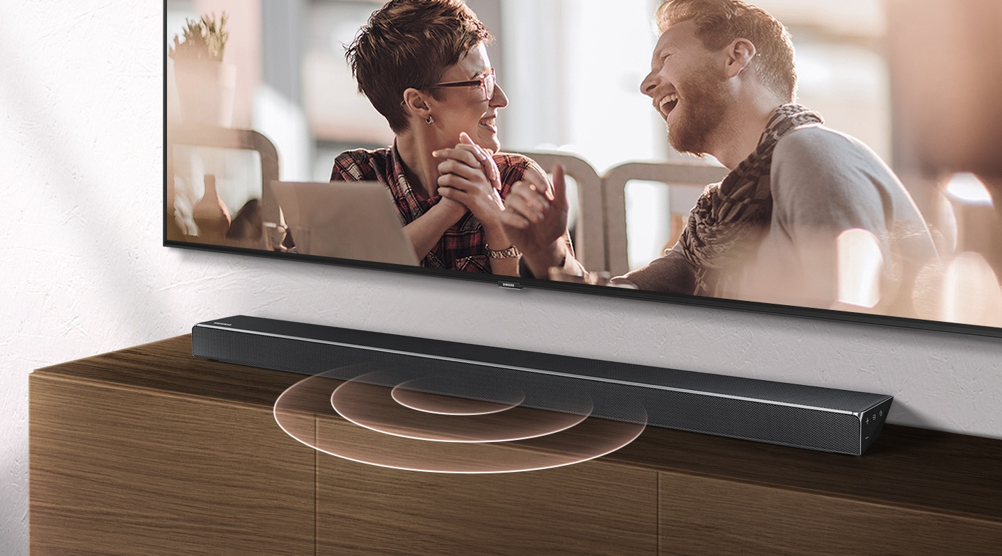Center channel for clear dialogue