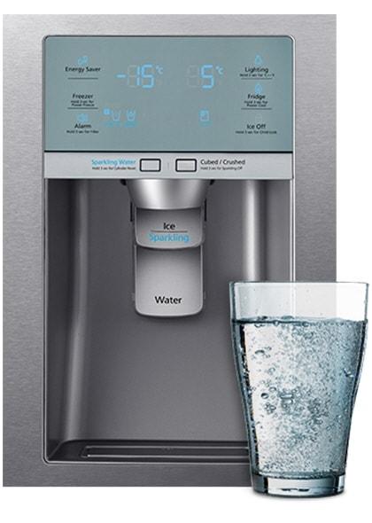 Новый способ насладиться прохладной газированной водой в любое время