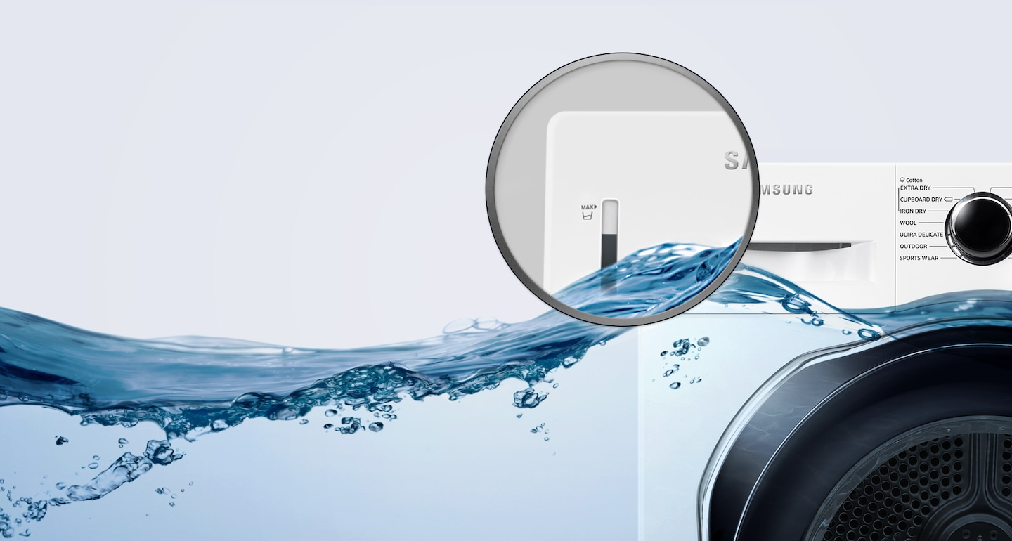 Instant water level check
