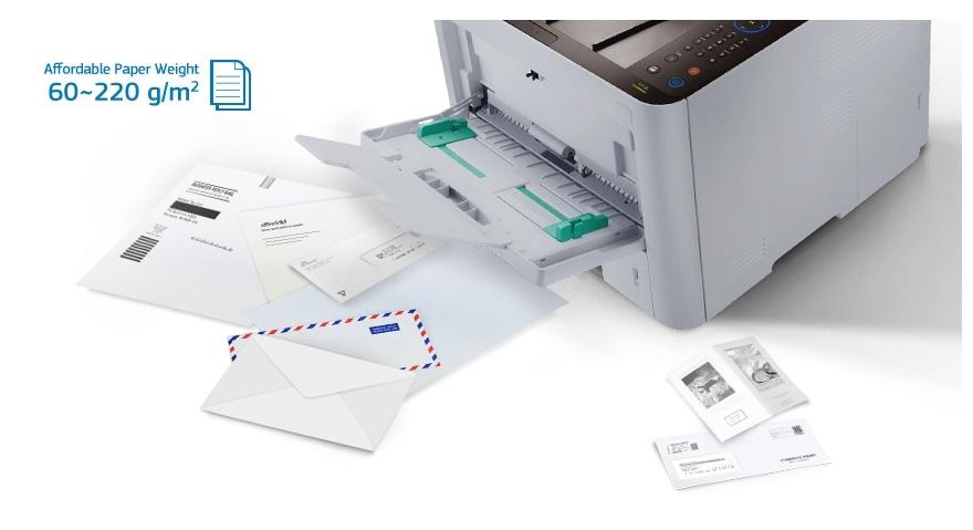 Дополнительные опции печати для профессиональных документов