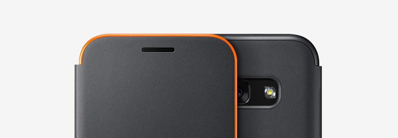 Обложка Neon Flip Cover для Galaxy A3 (2017) Большой выбор аксессуаров для Galaxy A3.
