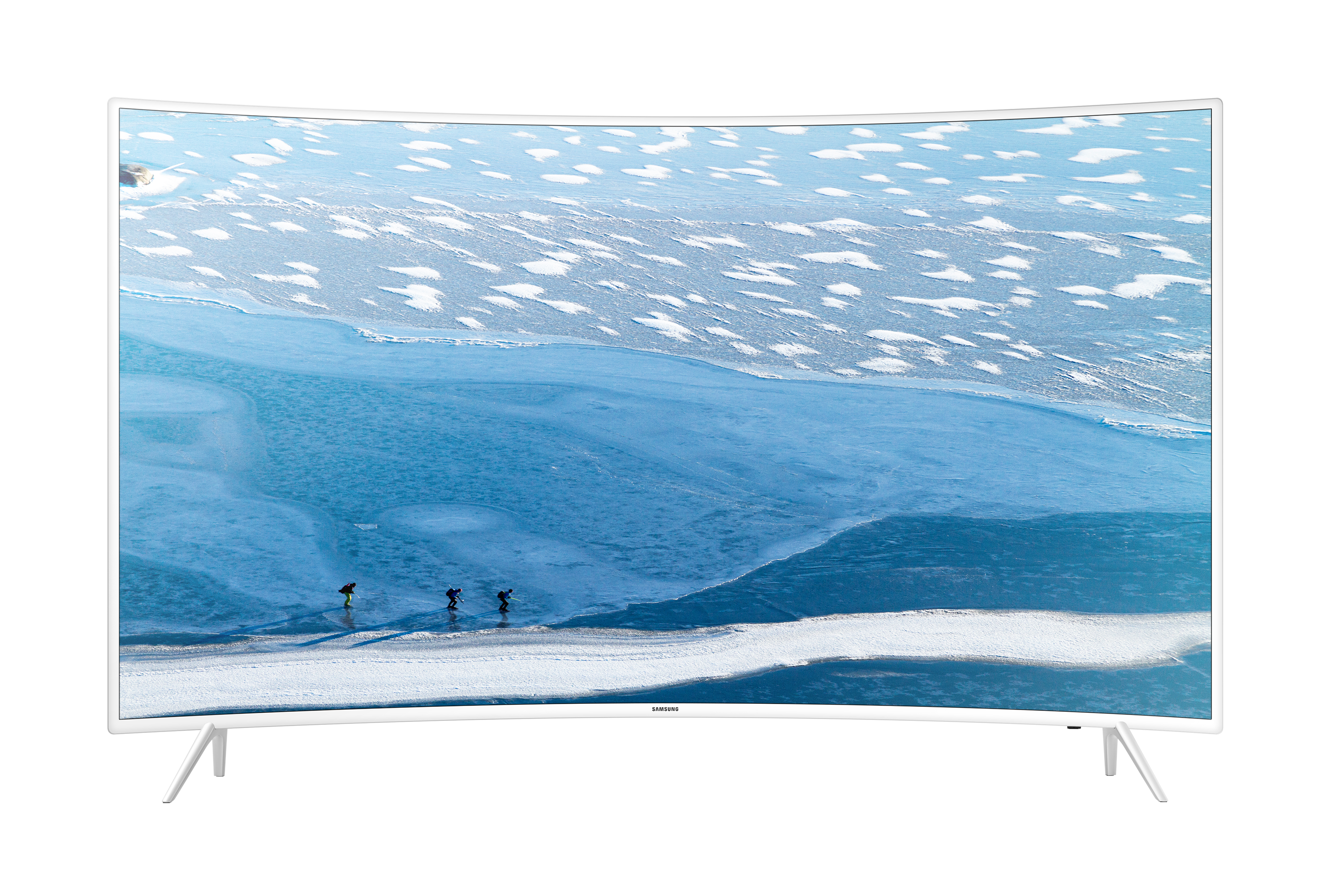"43"" UHD 4K Curved Smart TV UE55KU6510U Series 6"