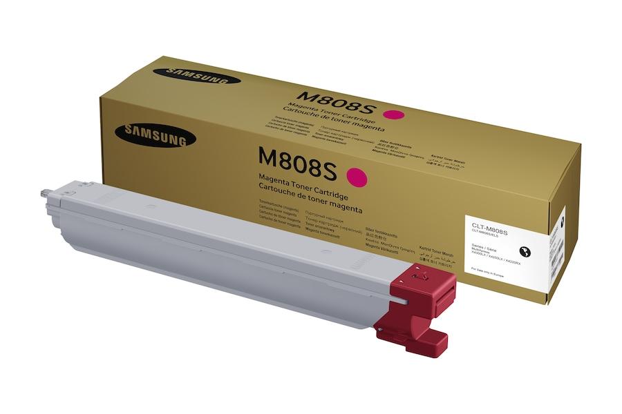 CLT-M808S Пурпурный тонер (20 000 страниц) M808S Mix Black