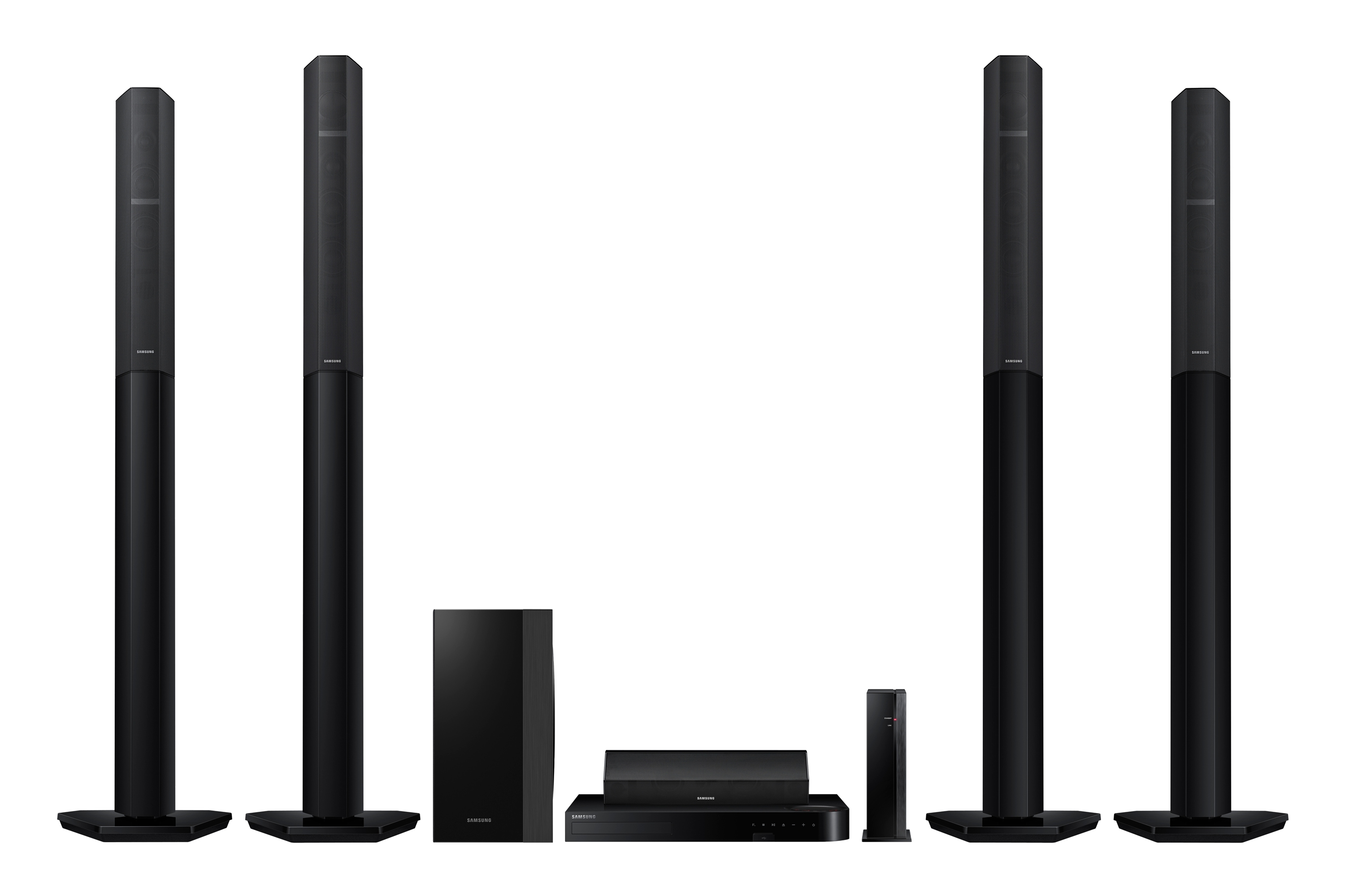 1330 W 7.1Ch Blu-ray Home Entertainment System H7750
