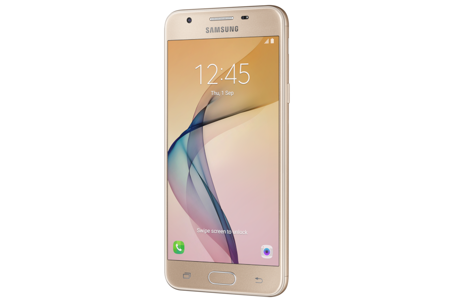 Galaxy J5 Prime G570F/DS R-perspective gold