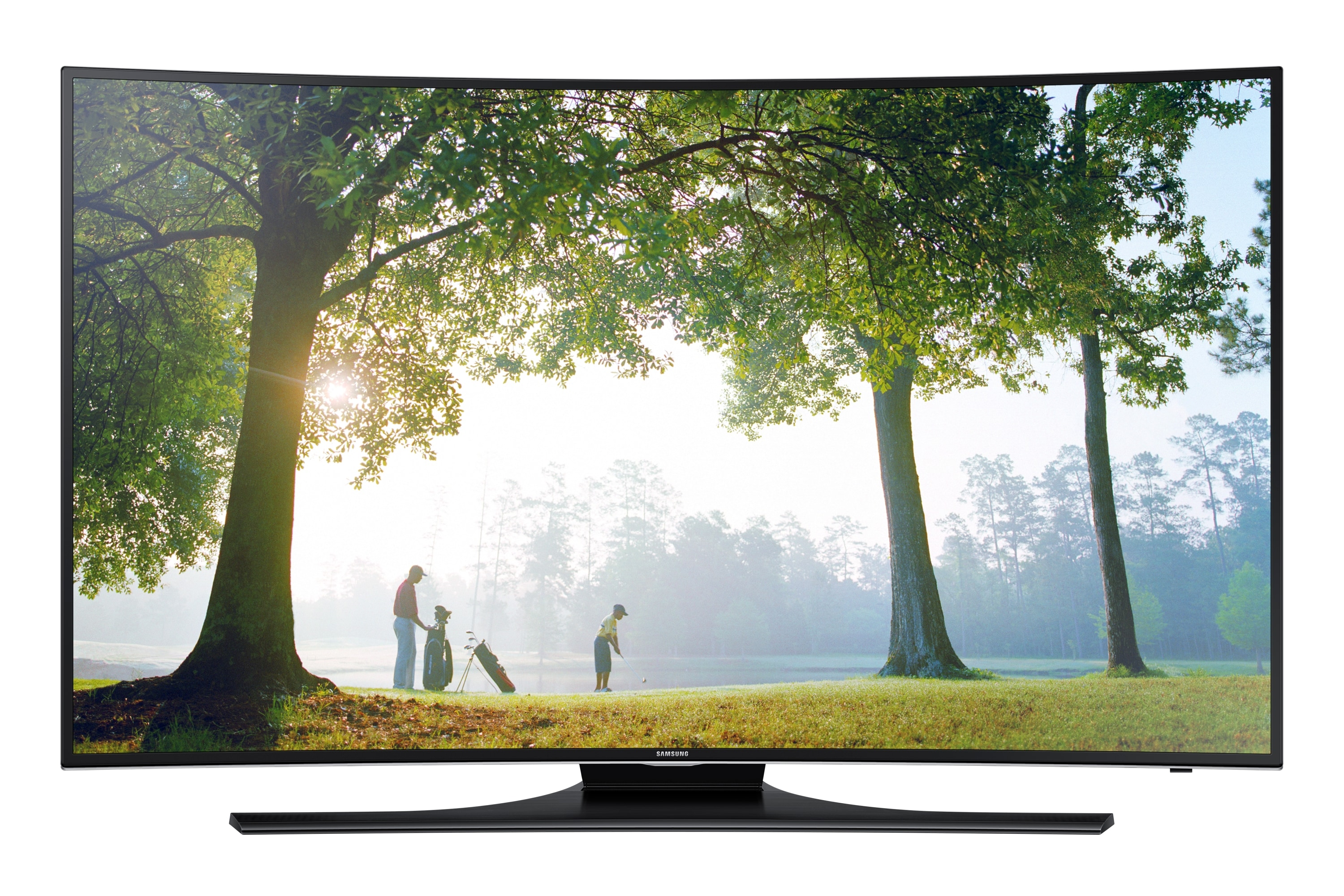 """48"""" Full HD Curved Smart TV H6800 Series 6"""