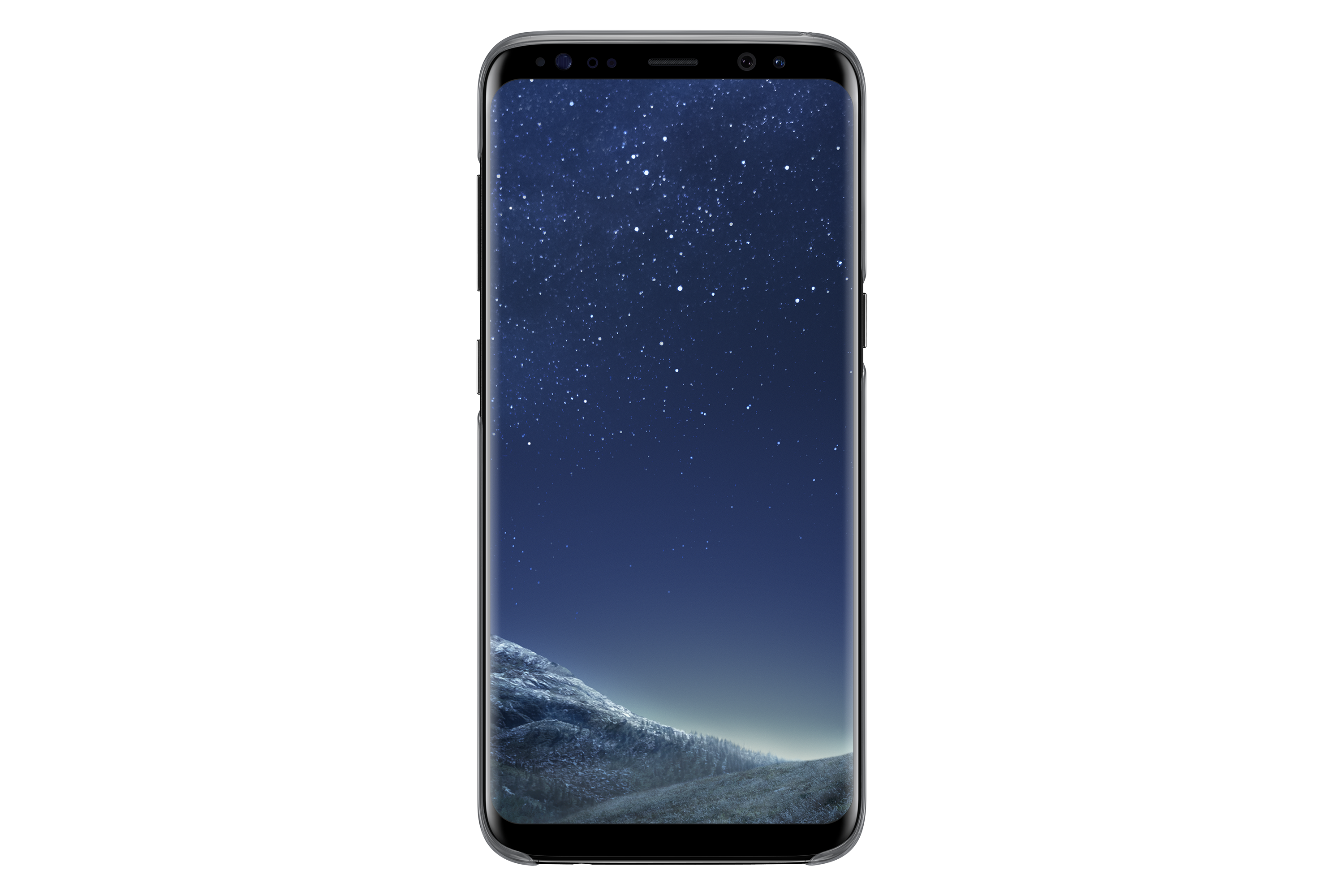 Clear Cover for Galaxy S8