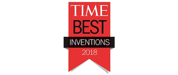 Samsung QLED awarded TIME Magazine's Best Inventions of 2018