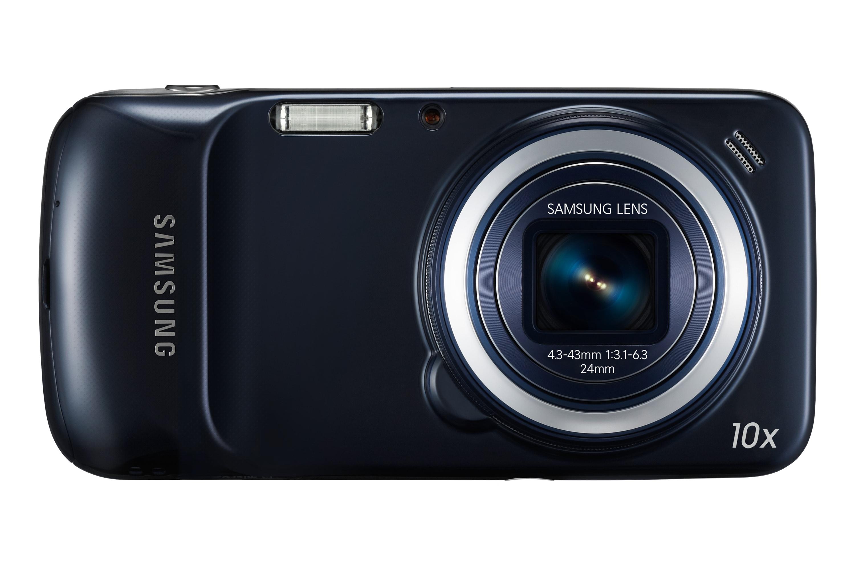 SM-C101 Front Black