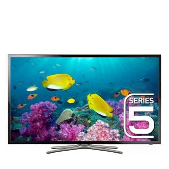 40 Full HD Flat Smart TV F5500 Series 5
