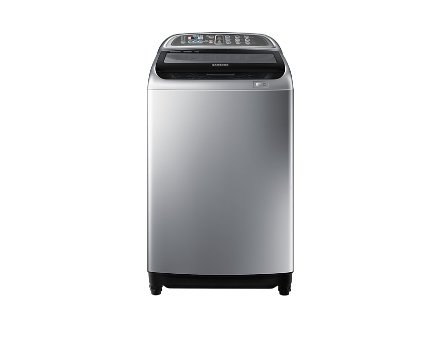 Samsung Washing Machine WA13J5730SS/NQ in Kenya Washing Machine Top Load - 13 Kg - Silver