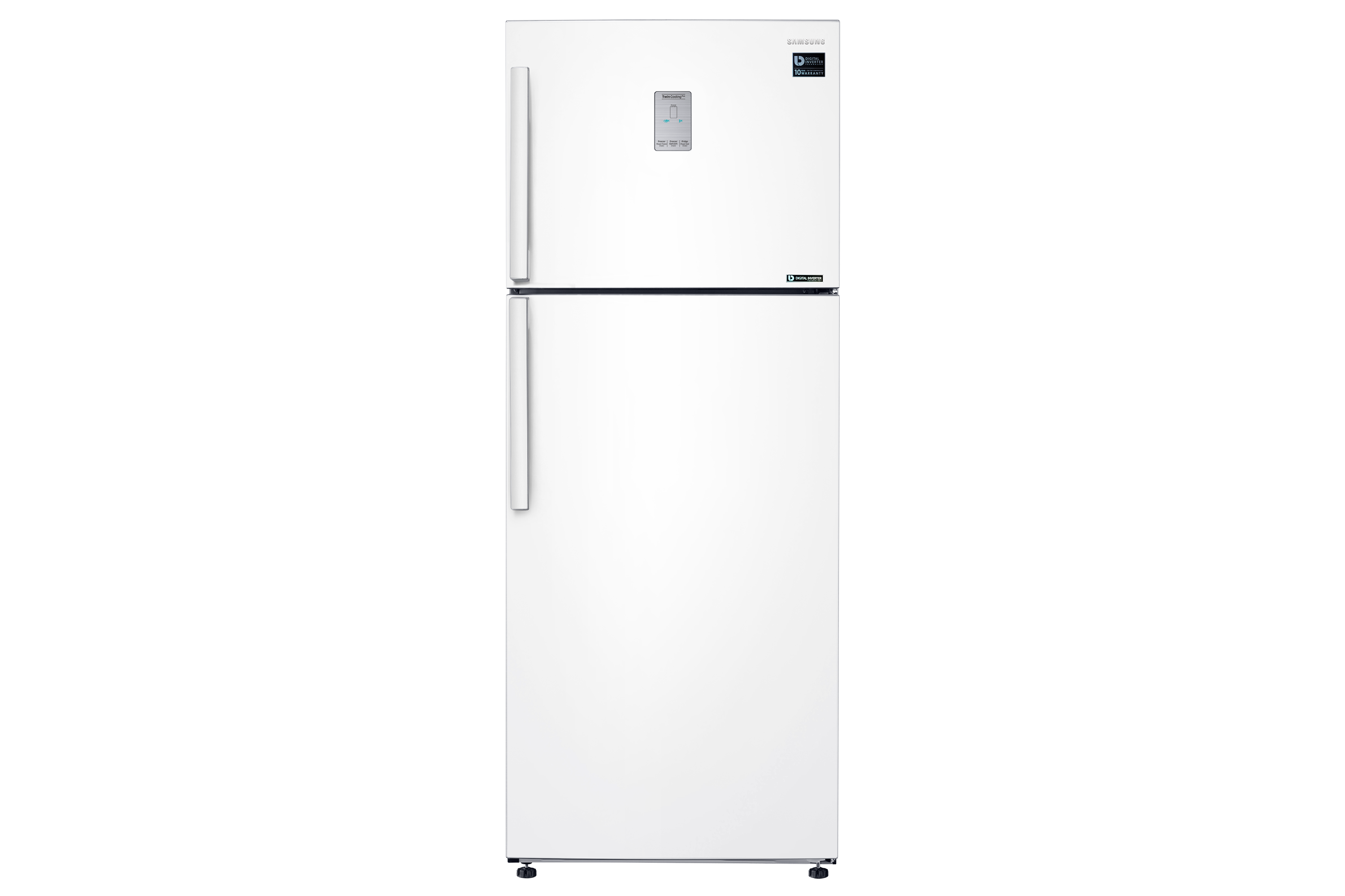 RT46K6300WW Top mount freezer with Twin Cooling, 453L