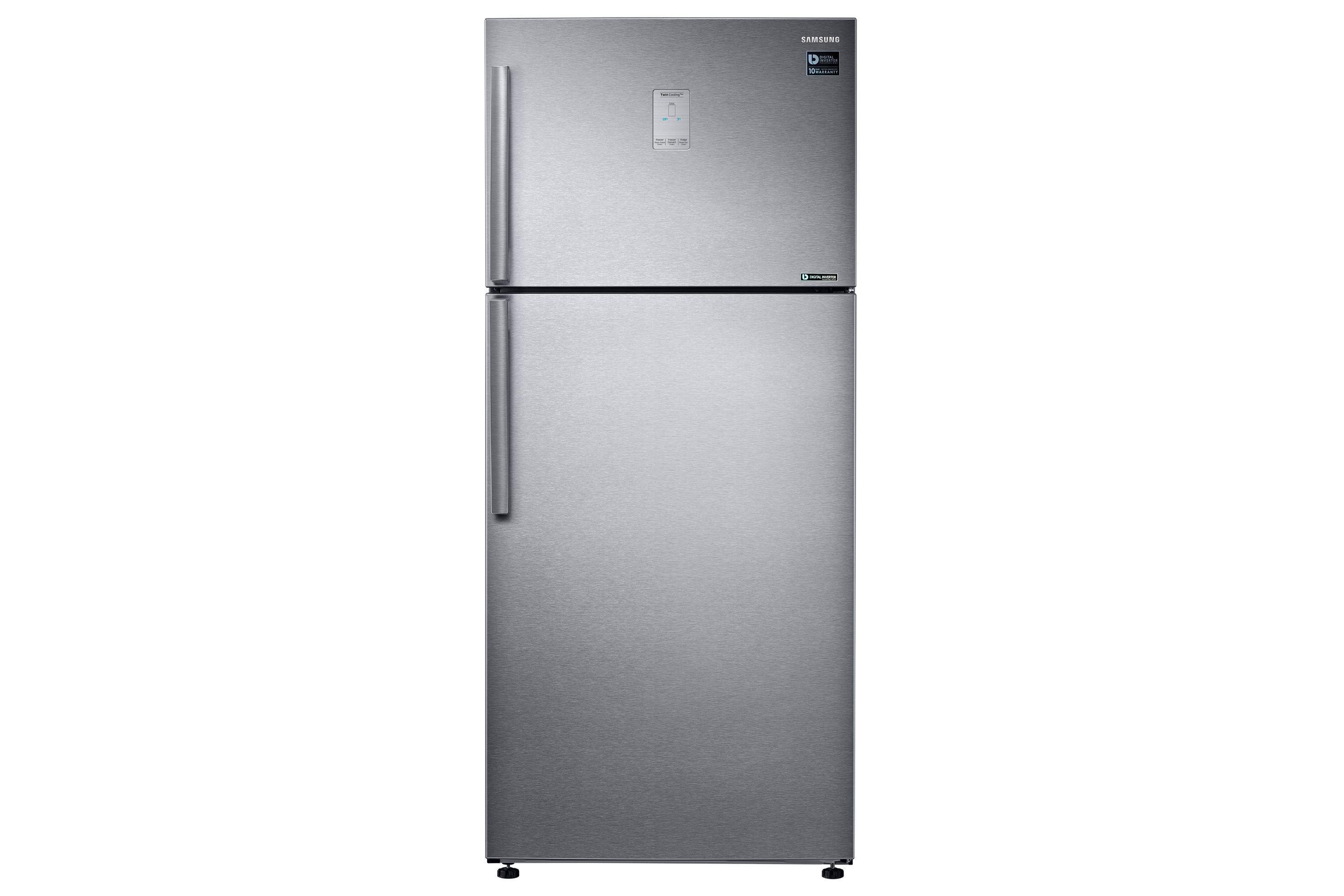 RT53K6370SL Top mount freezer with Twin Cooling, 528L