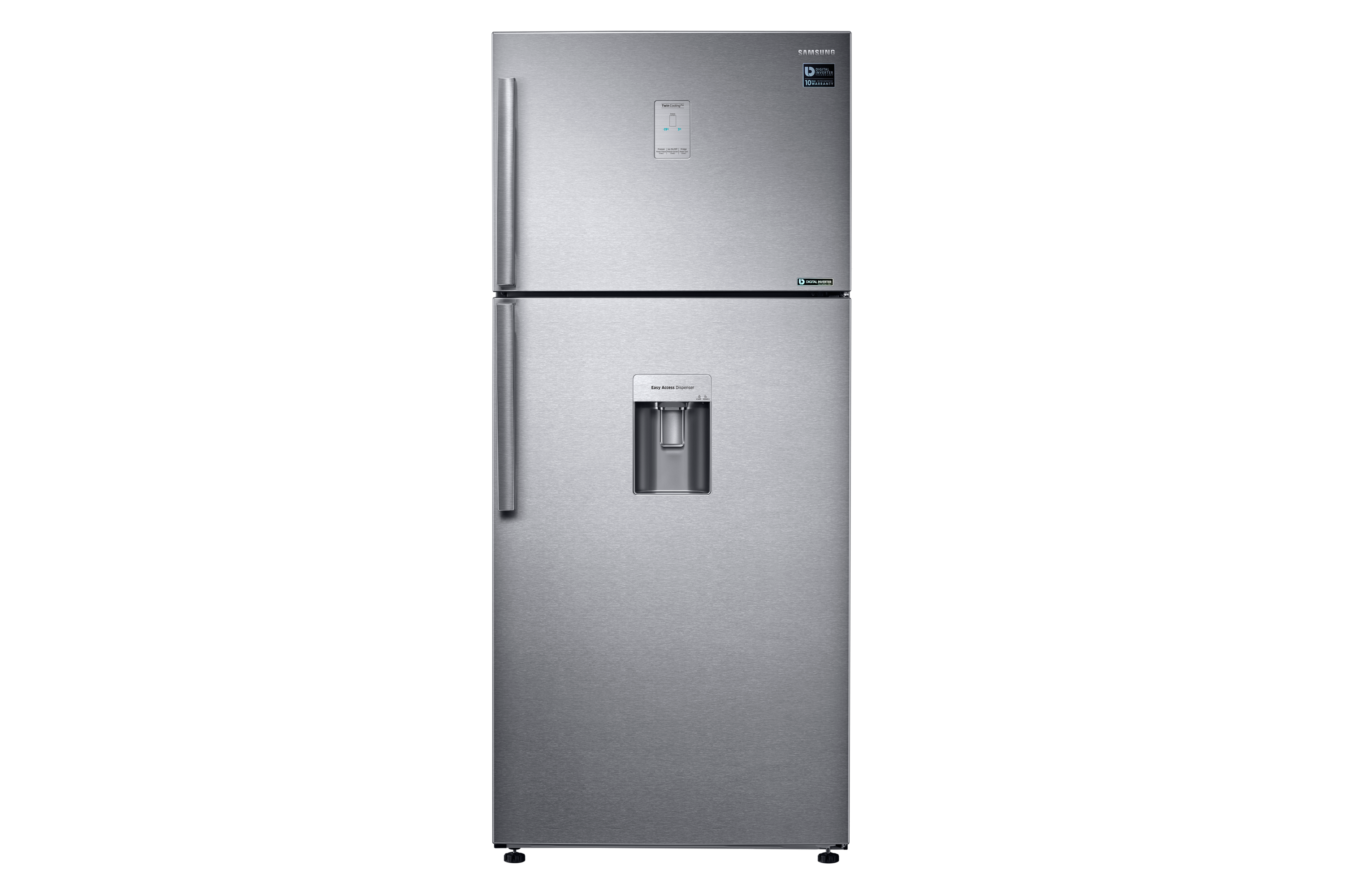 RT53K6550SL Top mount freezer with Twin Cooling, 526L