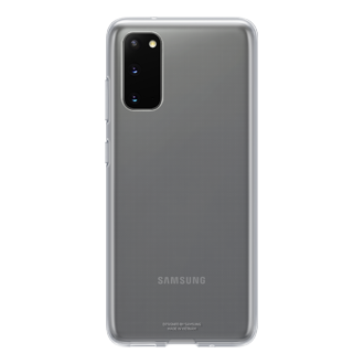 Galaxy S20 - Clear Cover