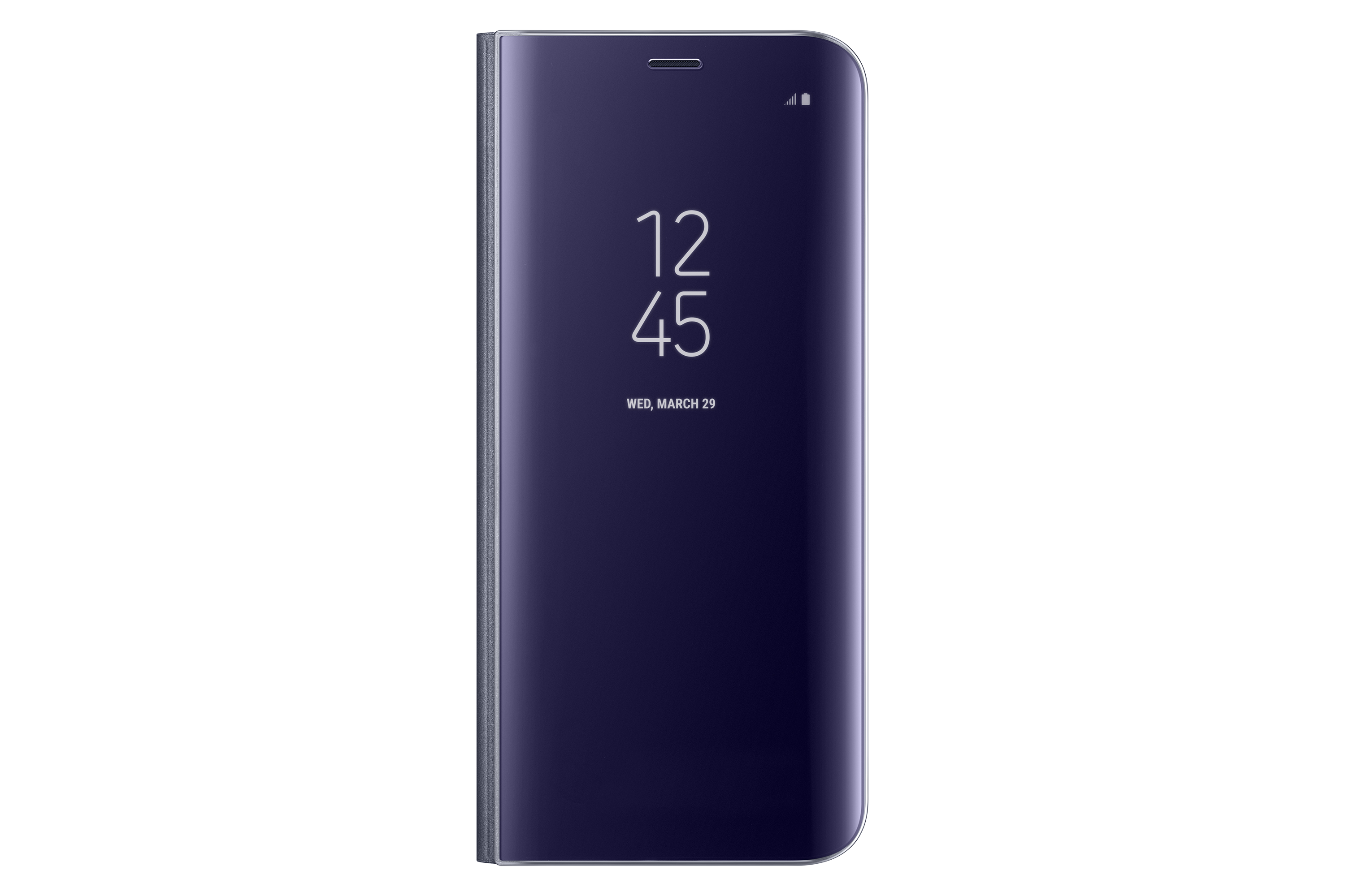 Galaxy S8 - Clear View Standing Cover