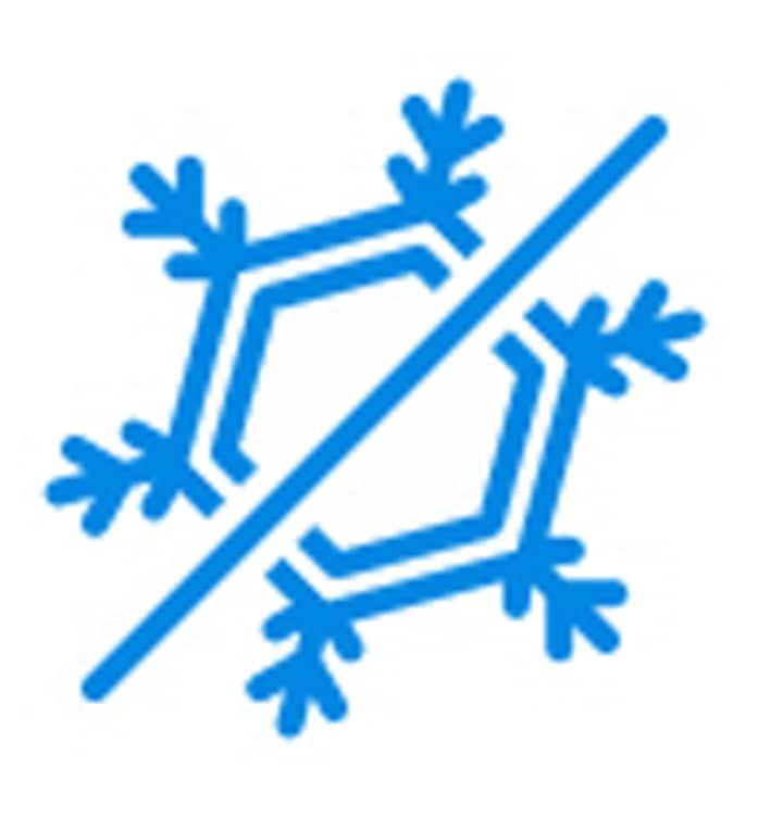 Automatisk avfrostning med No Frost