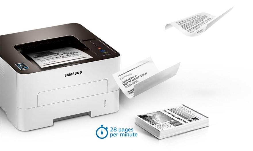 Print fast, don't wait