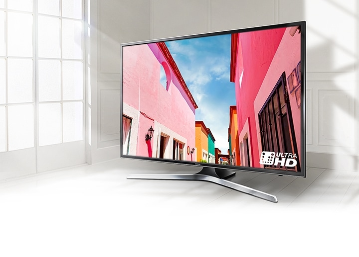 Äkta 4K UHD TV