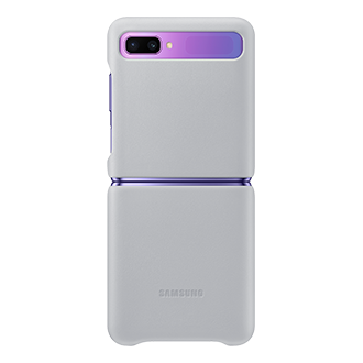 Galaxy Z Flip - Leather Cover