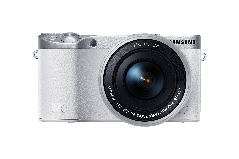 Systemkamera NX500 16-50 mm objektiv