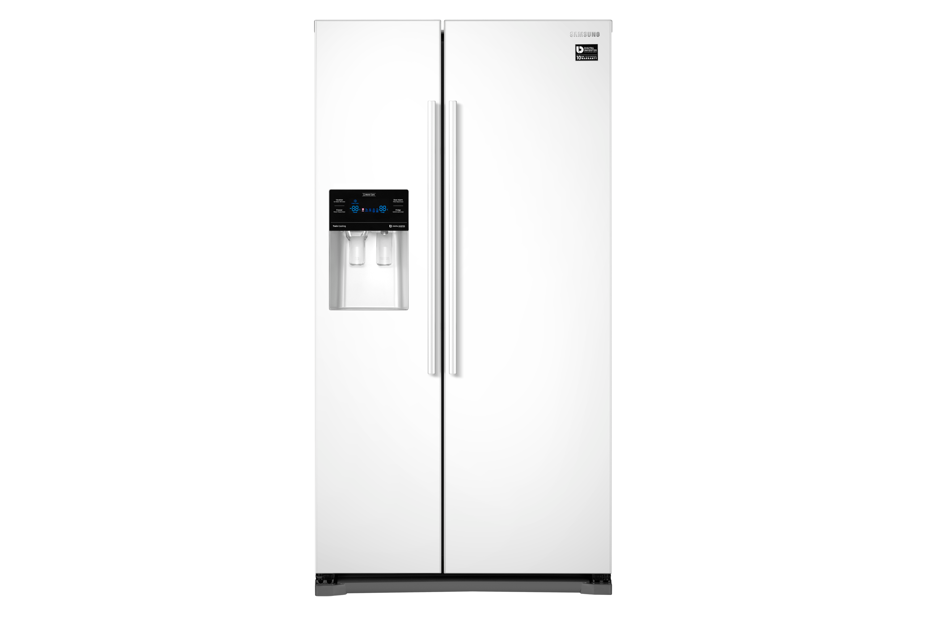 RS4000 Side by side med Twin Cooling, 535 ℓ