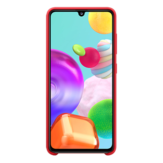 Galaxy A41 - Silicone Cover