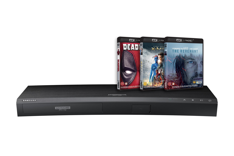 Uhd Blu Ray Player Samsung
