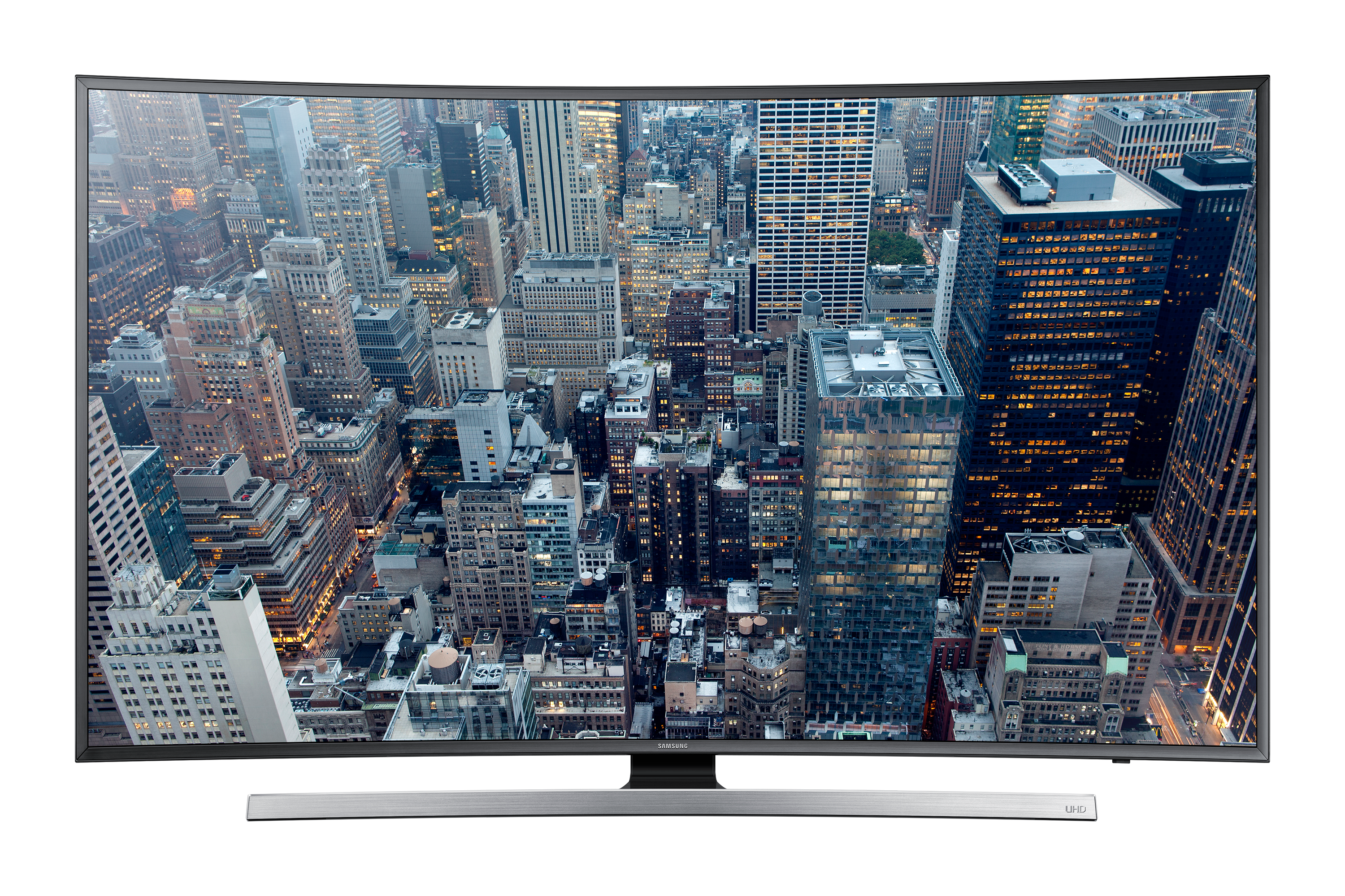 "55"" UHD 4K Curved Smart TV JU7505"