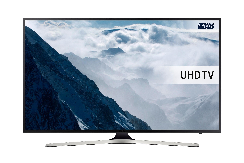 """55"""" UHD 4K Flat Smart TV KU6095"""
