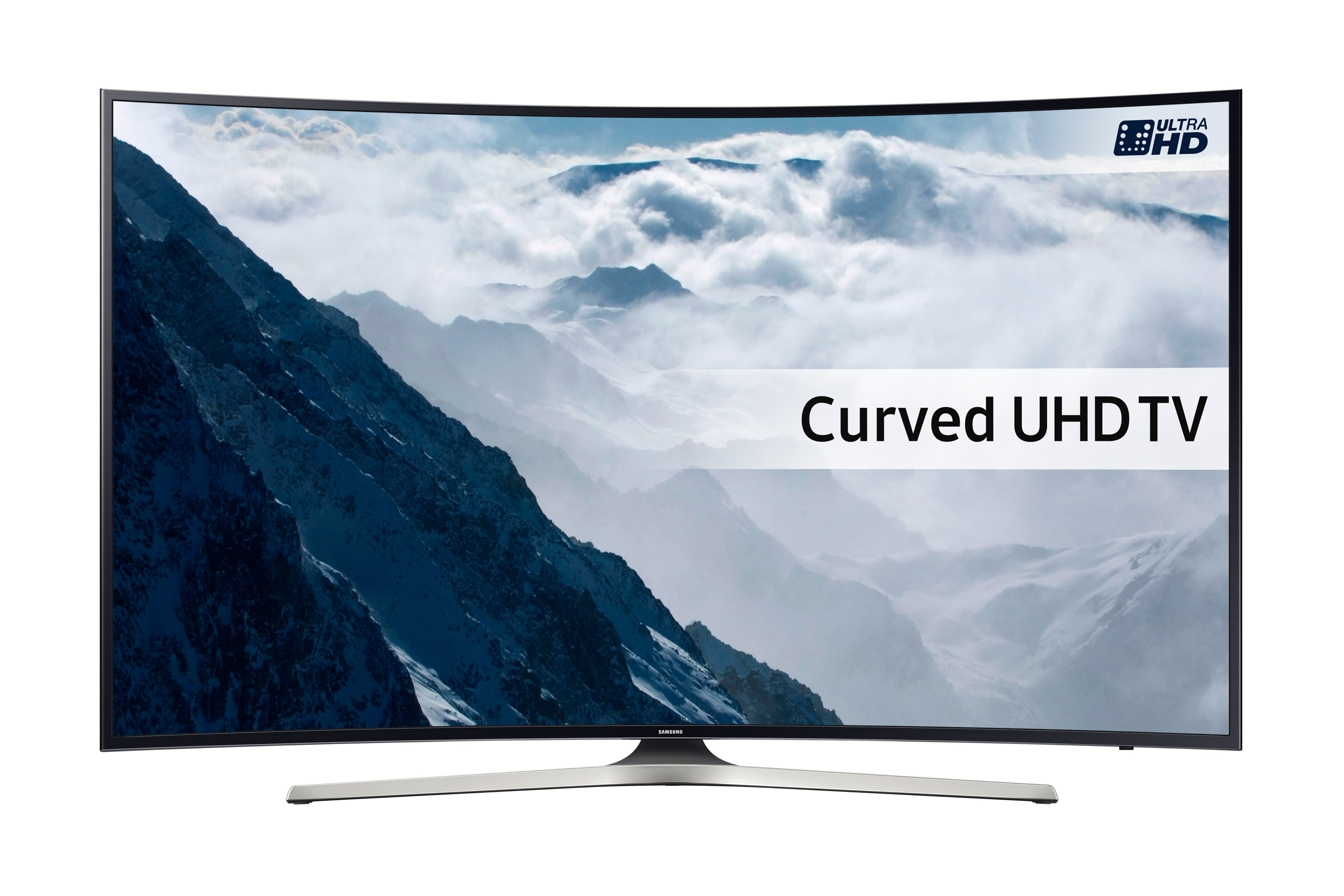 "55"" UHD 4K Curved Smart TV KU6175"