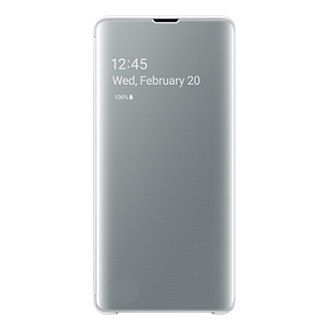 Galaxy S10+ - Clear View Cover