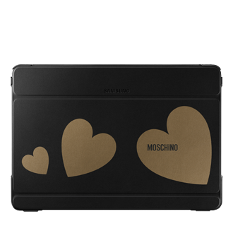 EF-EP900B Book Cover Brand Edition (Moschino) - Galaxy NotePro 12,2&quot;<br/>
