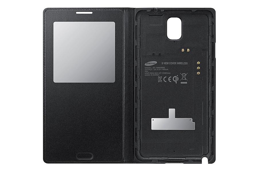 EF-TN900B Framsida Svart