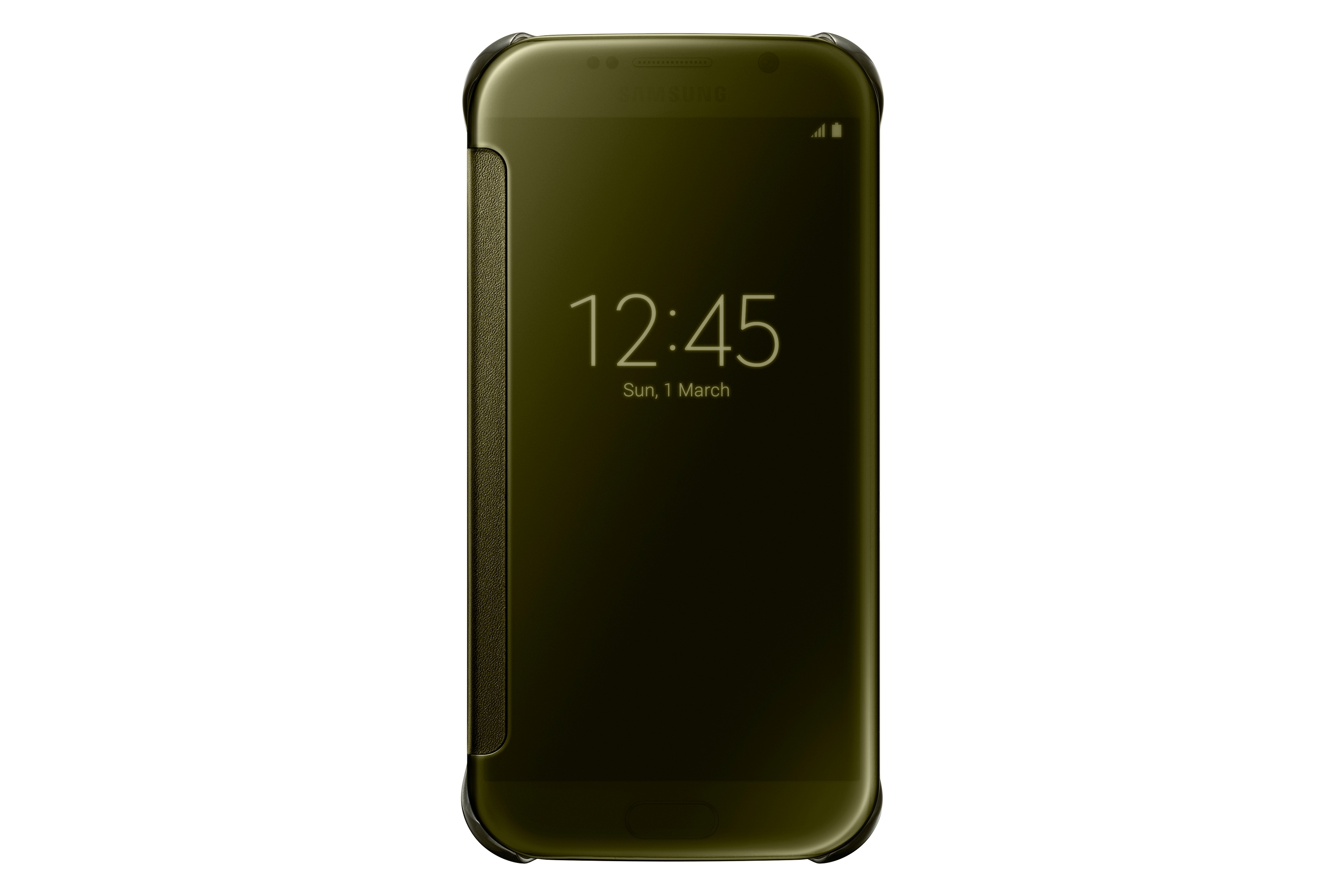 Clear View Cover - Galaxy S6