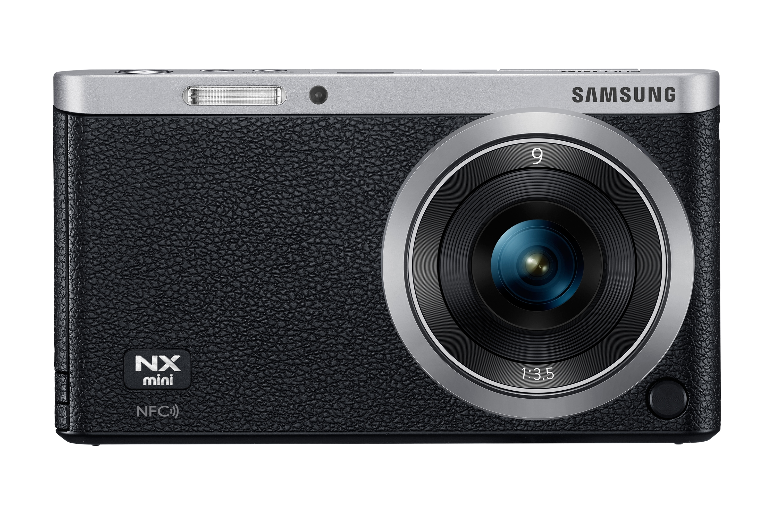 Smart Camera NX Mini 9 mm objektiv (svart)