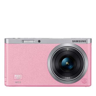 NXF1 Smart Camera NX Mini 9 mm objektiv (rosa)