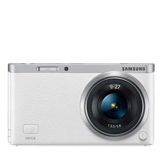 Smart Camera NX Mini 9-27 mm objektiv (vit)