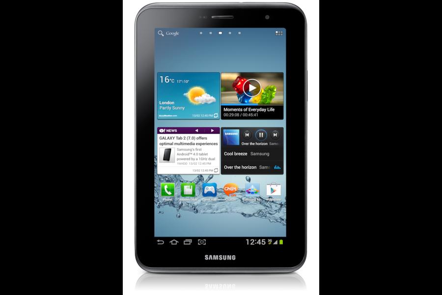 Galaxy Tab 2 (7.0, 3G) P3100 Framsida
