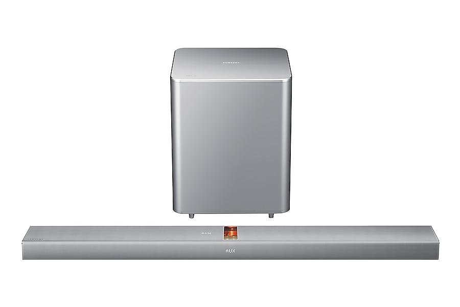 Soundbar Silver metall HW-F751