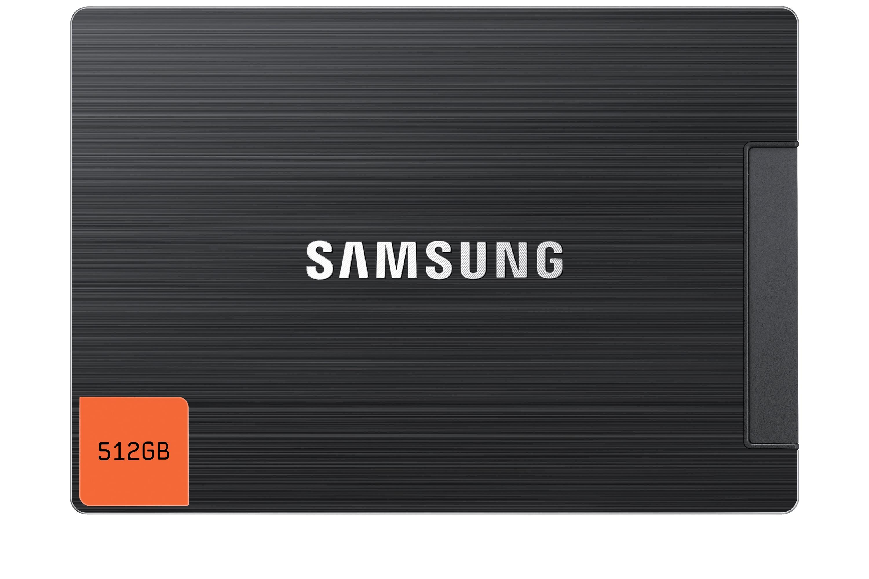 512 GB 2,5'' SSD 830-serien SATA III Desktop