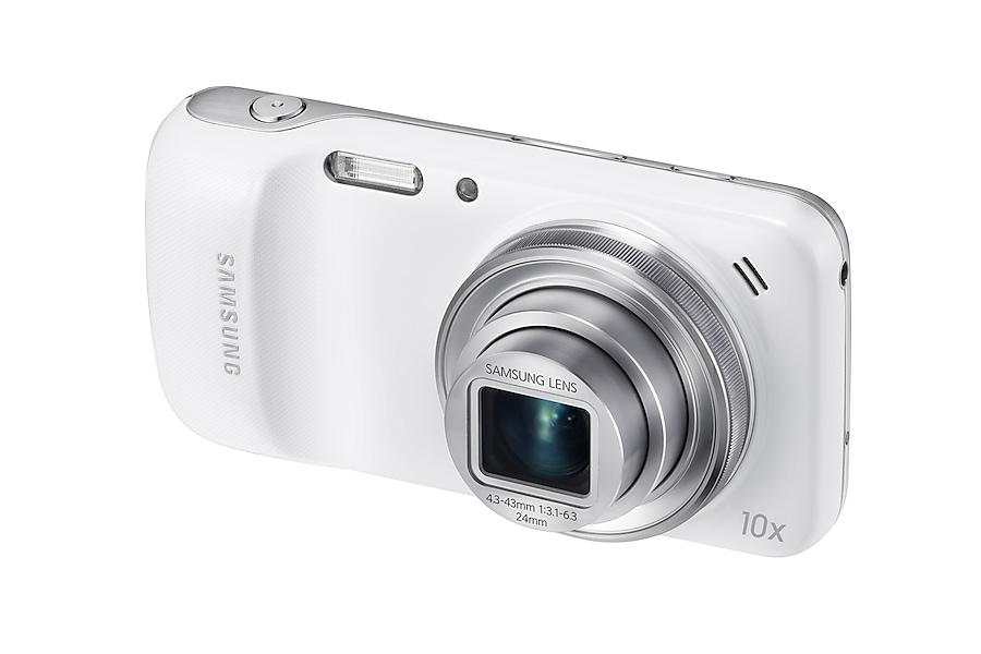 SM-C105 R Pespective White