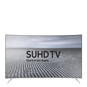 49 suhd 4k curved smart tv ks7505 samsung sverige. Black Bedroom Furniture Sets. Home Design Ideas