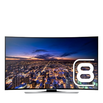 "UE65HU8205T 65"" Curved UHD TV HU8205"